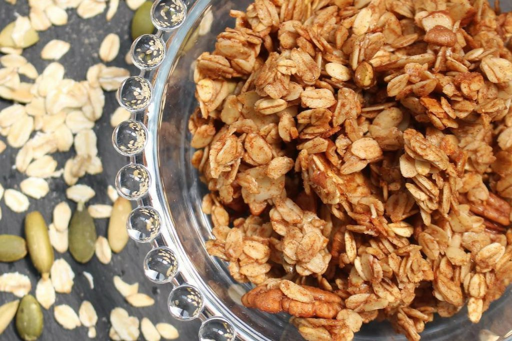 oats cereal