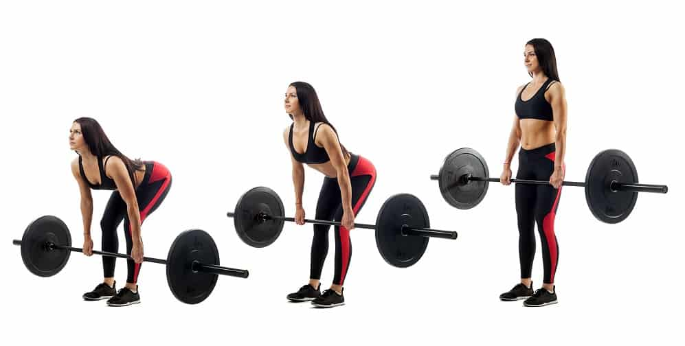 stiff leg deadlift form